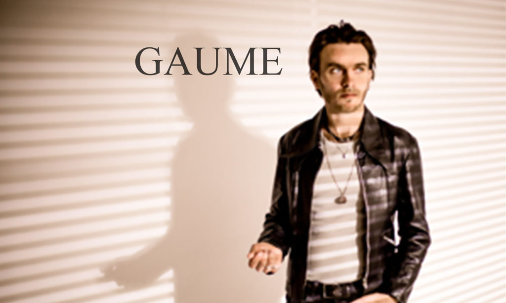Gaume, pop rock folk songs, songwriter, Nantes
