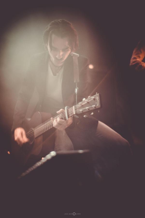 Gaume, Stéréolux, songwriter, rock, pop, folk song, Nantes